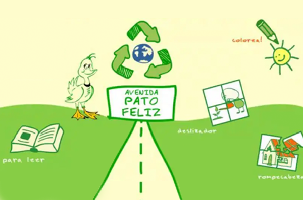 Pato Feliz Avenue e-learning