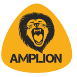 Diseño de logotipo - Amplificadores de sonido