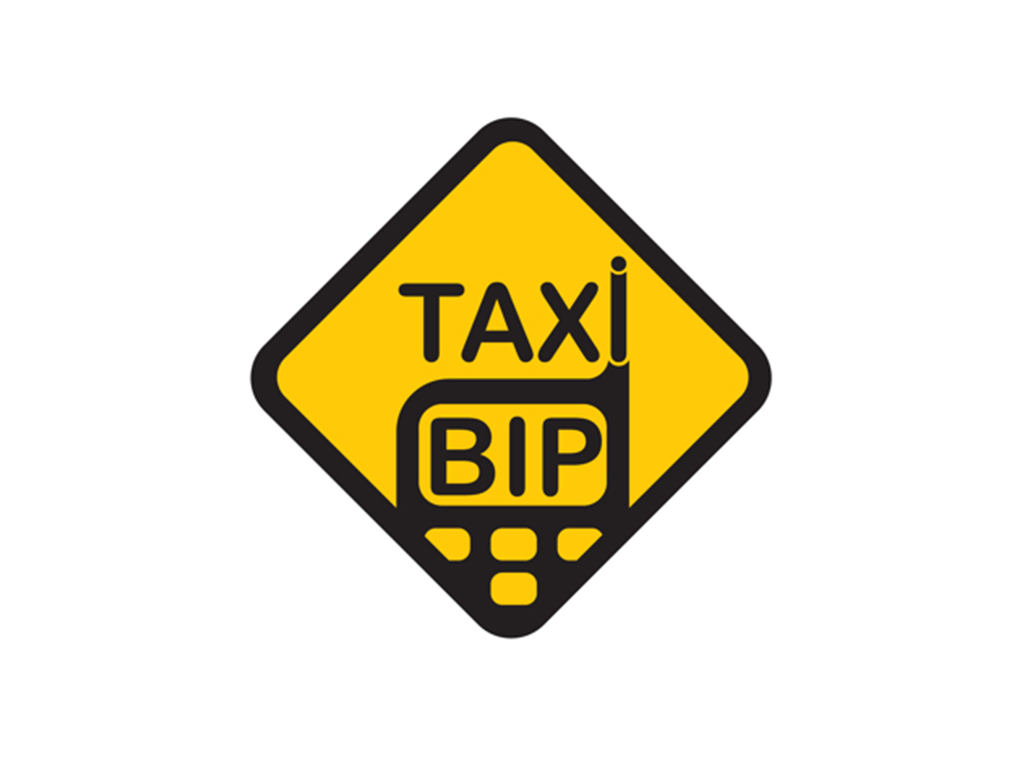 Diseño de isologotipo TaxiBip
