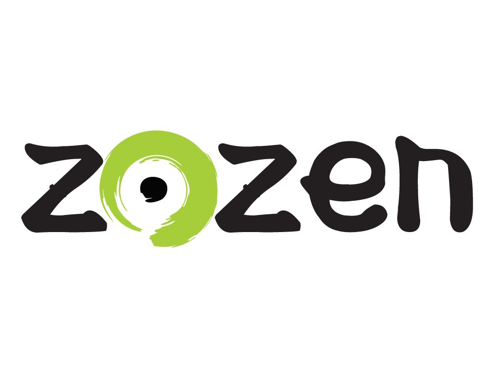 Diseño de logotipo Zozen