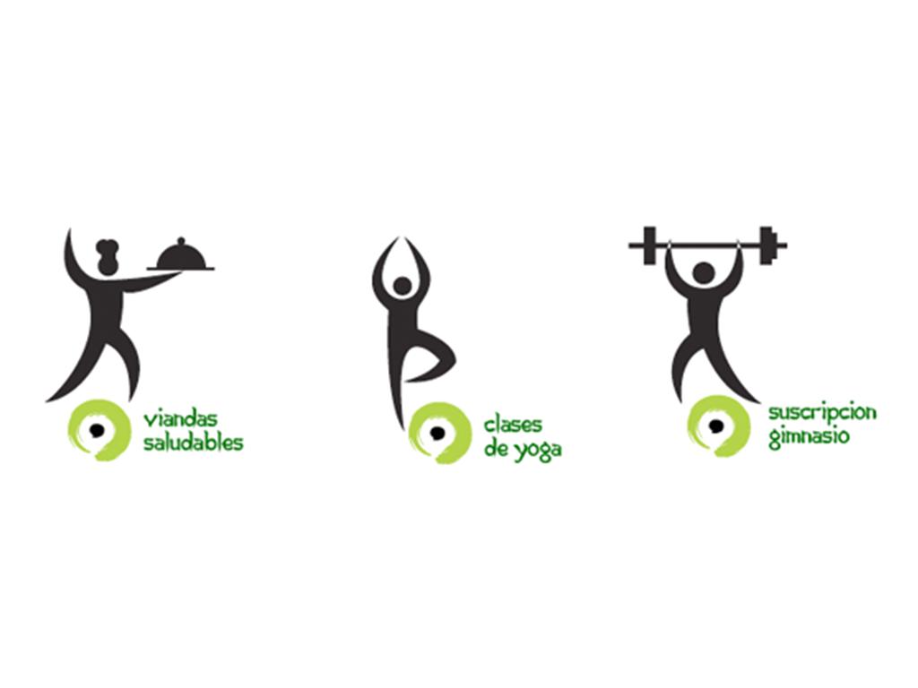 Diseño de iconos / iconografía para la marca Zozen