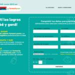 Landing page para promoción en wordpress
