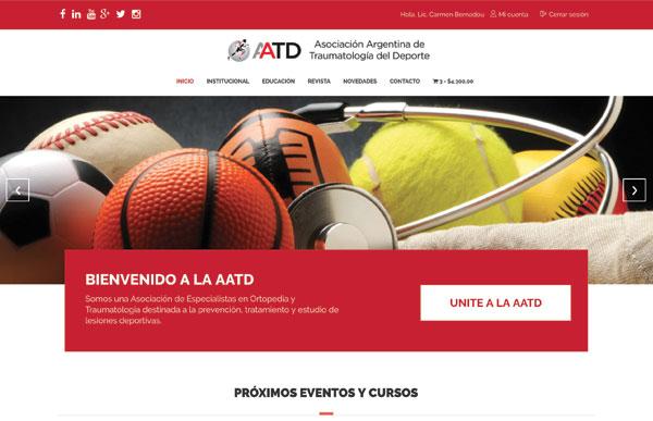AATD Web