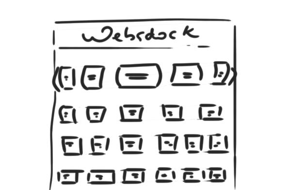 WebsDock